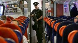 Terror Threat: Rifle-Toting Police Patrol U.K. Trains After Bomb