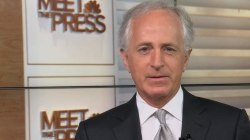Full Corker Interview: 'Double Down on Sanctions with Russia'