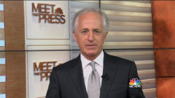 Corker: 'As I Understand It, Kushner is Willing to Talk'