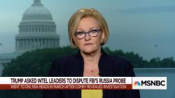 Senator Claire McCaskill on U.S. terror threat