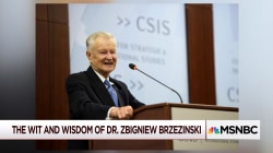 Remembering the life and legacy of Dr. Brzezinski