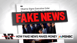 This is How Fake News Makes Money