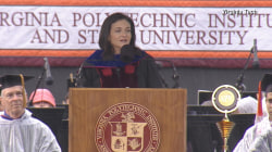 2017 Commencement: Sheryl Sandberg's Full Virginia Tech Speech