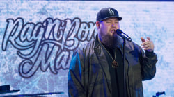 See Rag'n'Bone Man sing 'Skin' live on TODAY