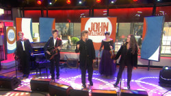 John Mellencamp performs 'Grandview' with Carlene Carter live on TODAY