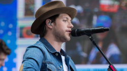 Niall Horan performs 'This Town' live on the TODAY plaza