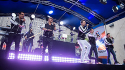 See New Kids on the Block perform a medley of their hits live on TODAY