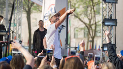 OneRepublic perform new single 'No Vacancy' live on TODAY plaza