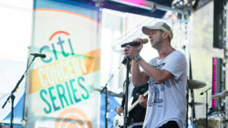 See OneRepublic perform 'Secrets' live on the TODAY plaza