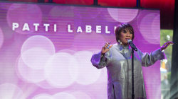 Watch Patti LaBelle perform jazz song 'Here's to Life' live on TODAY