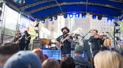 See Zac Brown Band perform new song 'Family Table' live on TODAY
