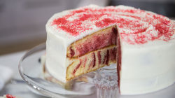 Red velvet marble cake: Patti LaBelle whips up a Mother's Day treat