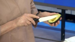 Avoid 'avocado hand': Martha Stewart shows you how
