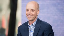 Scott Hamilton talks about his health scares and new docuseries