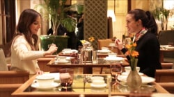 From sipping soup to stirring coffee, learn etiquette at the Plaza Hotel