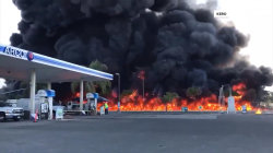 Deadly tanker truck explosion caught on dramatic video