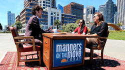How to get along at the office: 'Mr. Manners' Thomas Farley offers tips