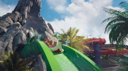 Universal's Volcano Bay: See how America's largest water park came to be