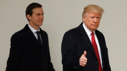 Jared Kushner, Trump's son-in-law, now under FBI scrutiny in Russia probe