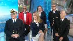 See 'The Love Boat' cast reunite live on TODAY – and get a big surprise!