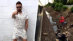 Highs and Lows: RompHim menswear trend, all-star pizza deliveryman