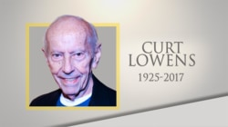 Life well lived: Character actor Curt Lowens dies at 91