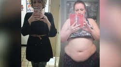 This woman lost 110 pounds – and feels better than ever