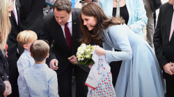 Duchess Kate stuns at royal visit to Luxembourg