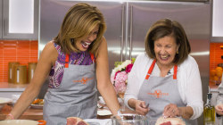TODAY's anchors cook with their moms to celebrate Mother's Day