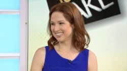 New mom Ellie Kemper shares the sweet family history behind her baby's name