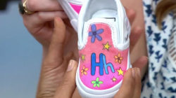 Customized Vans shoes, Summer Water rose: Hoda and Jenna's Favorite Things