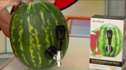 KLG and Hoda's Favorite Things: Watermelon tapping kit and perfume