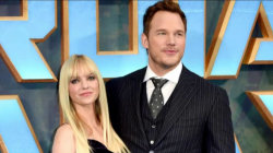 Anna Faris shares fun shirtless photo of husband Chris Pratt