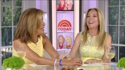 Hoda recalls her first impression of KLG: I felt like I could say anything