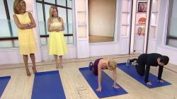 Summer abs without the situps? Tracy Anderson's core-strengthening moves can help