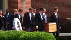 Otto Warmbier Laid to Rest in His Ohio Hometown Thursday