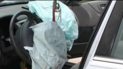 Air bag maker Takata files for bankruptcy