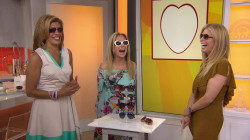 Sunglasses to fit every face (even Hoda and Kathie Lee's!)