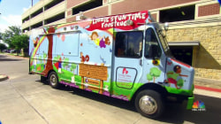 This Food Truck Owner is Delivering Happiness to Hospitalized Children