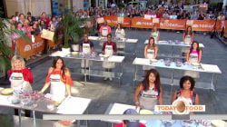 Fourth of July stars-and-stripes pie: See a baking lesson live on the plaza