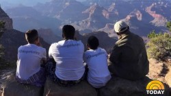 Al Roker: My Grand Canyon trip with 3 deserving kids was 'magic'
