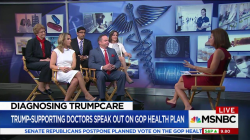 Doctors Diagnose 'Trumpcare'