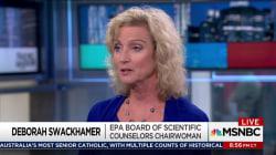 Scientist says EPA pressured her on testimony