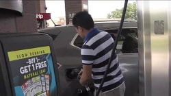 Gas prices plunge to 12-year low ahead of July 4 travel weekend