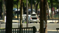 Car Ramming Terror Attack Attempt Made on French Police