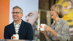 Steve Carell and Kristen Wiig on 'Despicable Me 3' (and his new gray hair)