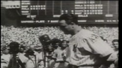 Remembering Lou Gehrig