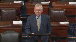 What is Mitch McConnell up to?