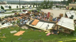 Witness Describes Being Caught in Tornado