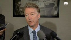 Rand Paul, 3 Other GOP Senators 'Cannot Support' Current Health Care Bill